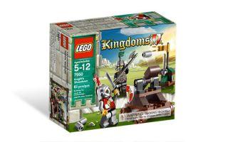 LEGO 7950 Knights Showdown Castle Kingdoms Sealed Brand NEW