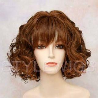 human hair short in Womens Wigs