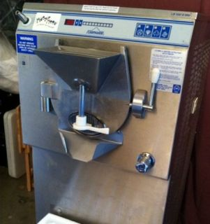 carpigiani in Ice Cream Machines