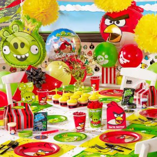 & ANGRY BIRDS SPACE Birthday Party Supplies ~Choose Items You Need