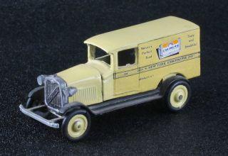Eskimo Pie Chevrolet Slush metal Ice Cream Truck Panel Delivery