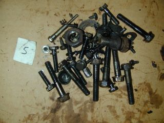 Vintage Jacobsen Briggs & Stratton 3HP #92508 Push Mower   Head Bolts
