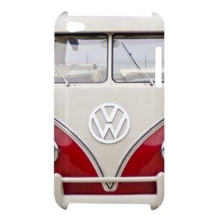 VW Camper Van / Minibus Apple iPod Touch 4G Hard Shell Case Cover