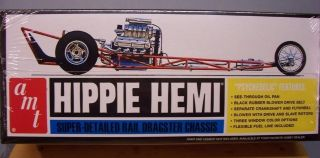 GMS CUSTOMS CUSTOMER APPRECIATION SALE AMT 605 HIPPIE HEMI MODEL KIT 1
