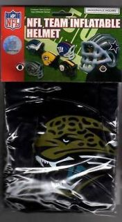 Jacksonville Jaguars Inflatable/Blo​w Up Helmet Costume