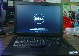 Dell Latitude E6400 Intel Core 2 Duo 2.40GHz 4GB NO HD DVD/CD/RW