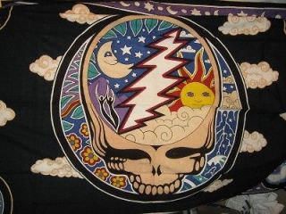 GRATEFUL DEAD TAPESTRY SYF SPACE YOUR FACE NWT