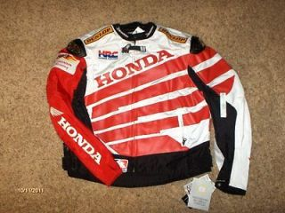 Joe Rocket Mens Honda Supersport Jacket  NEW  Size 3XL