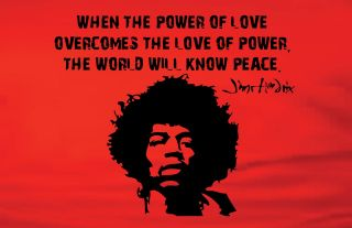 JIMI HENDRIX INSPIRATIONAL T SHIRT S M L XL XXL 3XL 11 COLORS