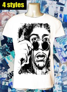 JIMI HENDRIX rock god reto 60s jimmy t shirt 4 COLOURS