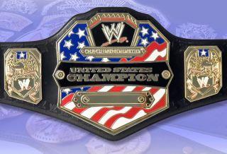 wwe united states belt in Sports Mem, Cards & Fan Shop