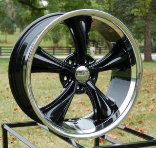 JD Wheels Boss Motorsports style 338 wheels rims, 18x8 front+20x8.5