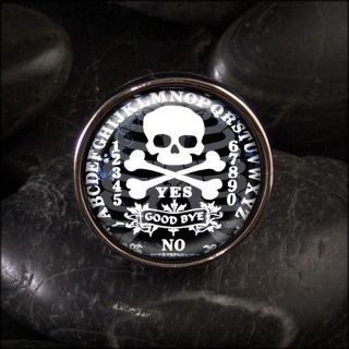 ouija board ring in Handcrafted, Artisan Jewelry