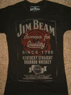 Jim Beam 1795 Bourbon Whiskey 200 Years T Shirt