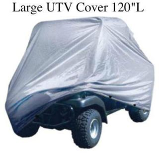 UTV Cover Fit Kawasaki Mule 4010 Trans 4x4 Utility Vehicle. New