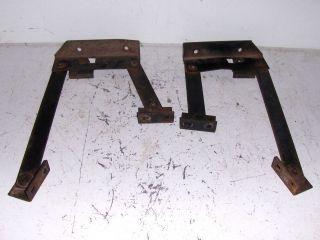john deere lawn tractor hood in Parts & Accessories