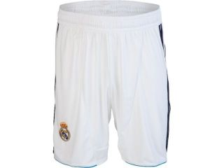 SREAL15 Real Madrid   brand new Adidas home shorts 12/13