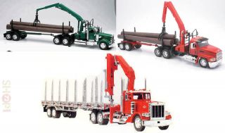 toy logging trucks in Diecast & Toy Vehicles