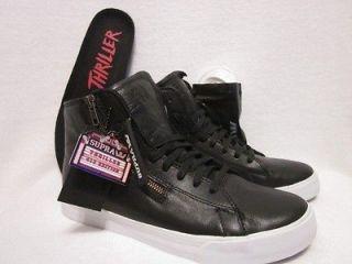 Supra Thriller #173/413 Edition Sz10 Men Black Michael Jackson Shoe