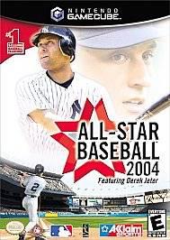 All Star Baseball 2004 Nintendo GameCube, 2003