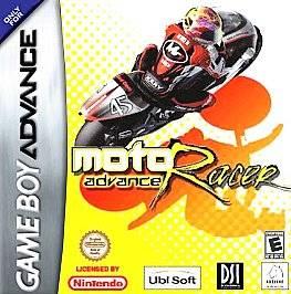 Moto Racer Advance Nintendo Game Boy Advance, 2002