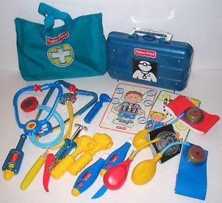 fisher price medical kit in Doctor/ Nurse Kits