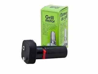 Rotisserie Spit BBQ Battery operated Grill Motor