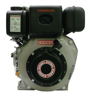 Yanmar Diesel Engine 6.4hp @ 3600RPM 1 cylinder Keyed 1