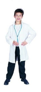 Lab Coat Child Costume Small 4 6