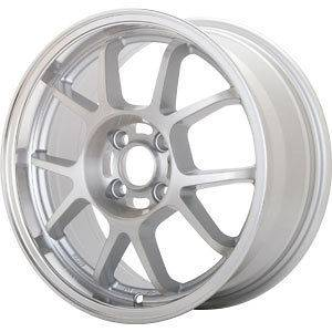 New 17X7 4x100 KONIG Foil Silver Wheels/Rims