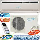 BTU Mini Split AC   22 SEER  2 TON Inverter Ductless Air Conditioner