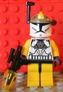 Lego Star Wars Clone Wars Custom Commander Bly Elite Clone Gunner w