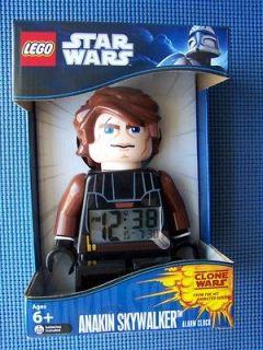 Lego Star Wars Lego Big Size Mini Figure Anakin Skywalker Alarm