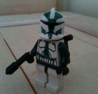 Lego Star wars Commander Gree Clone Trooper L@@K