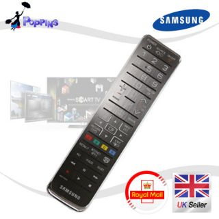 Genuine NEW SAMSUNG 3D PLASMA/LCD/LED TV Remote Control BN59 01054A