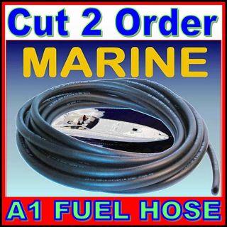 MARINE Grade Rubber Fuel Hose Petrol & Diesel Type 7480 ISO Breather