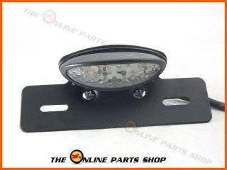 custom led motorcycle tail lights