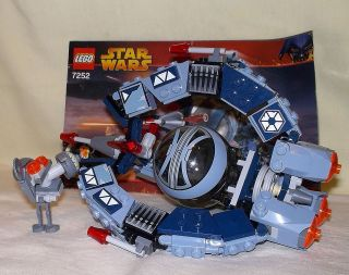 LEGO Star Wars   Droid Tri Fighter   7252   Factory Sealed MIB