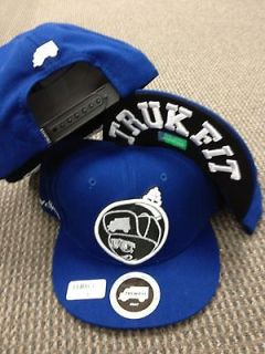 Fit TRUKFIT HAT CAP Snap snapback FEELIN SPACEY ROYAL LIL WAYNE