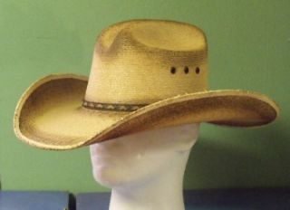 RESISTOL JASON ALDEAN GEORGIA BOY 10X PALM COWBOY HAT