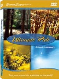 ULTIMATE RIDE SCREENSAVERS for TV DVD Player PC MAC Factory Sealed NEW