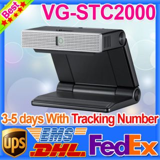 STC2000 3D Smart TV skype Certified Web Camera (CY STC1100 follow up