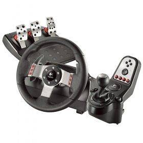 Godomall] Logitech G27 PS2 PS3 Racing Steering Wheel Pedal Gear Shift