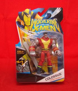 Wolverine and the X Men toys in Comic Book Heroes