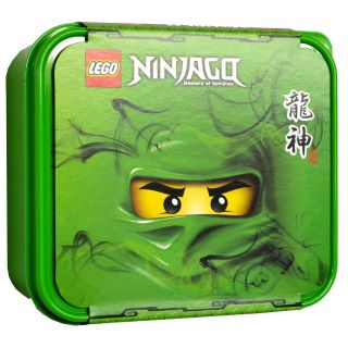 lego ninjago lunch box in Clothing,
