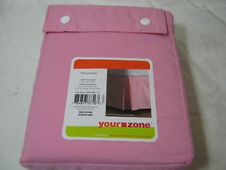 New Your Zone Full Bed Skirt 54x76+14 Drop Pink Jubilee NIP