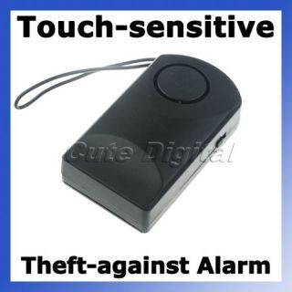 Touch Door Knob Entry Alarm Alert Security Anti Theft