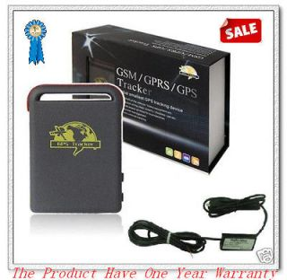 Vehicle car Tracker Device GPS/GPRS/GSM tk102 With Hard Wire Car