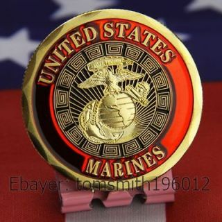 United States Marine Corps / Military Challenge Coin 712