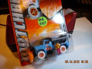 2012 Matchbox #75 MBX Arctic Highway Maintenance Truck with Plow